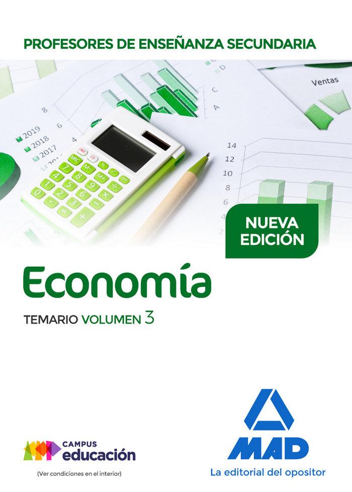 Economia vol 3 profesor secundaria