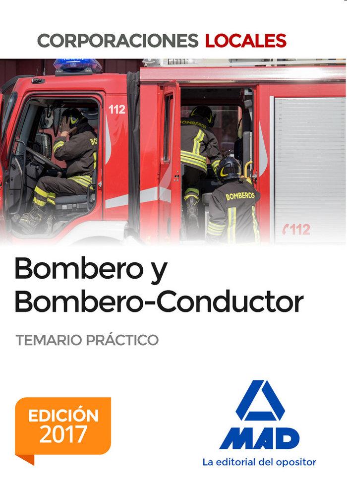 Bombero y bombero-conductor temario practico