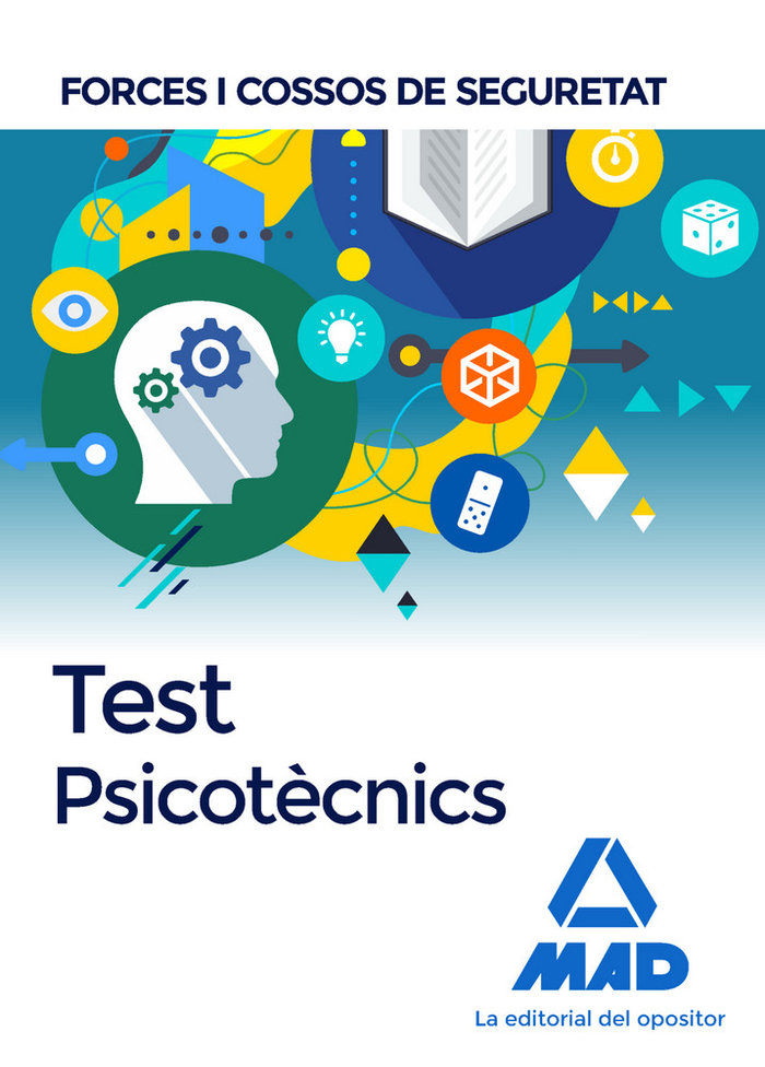 Test psicotecnics per a forces i cossos de seguretat