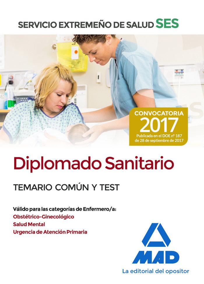 Diplomado sanitario ses 2017