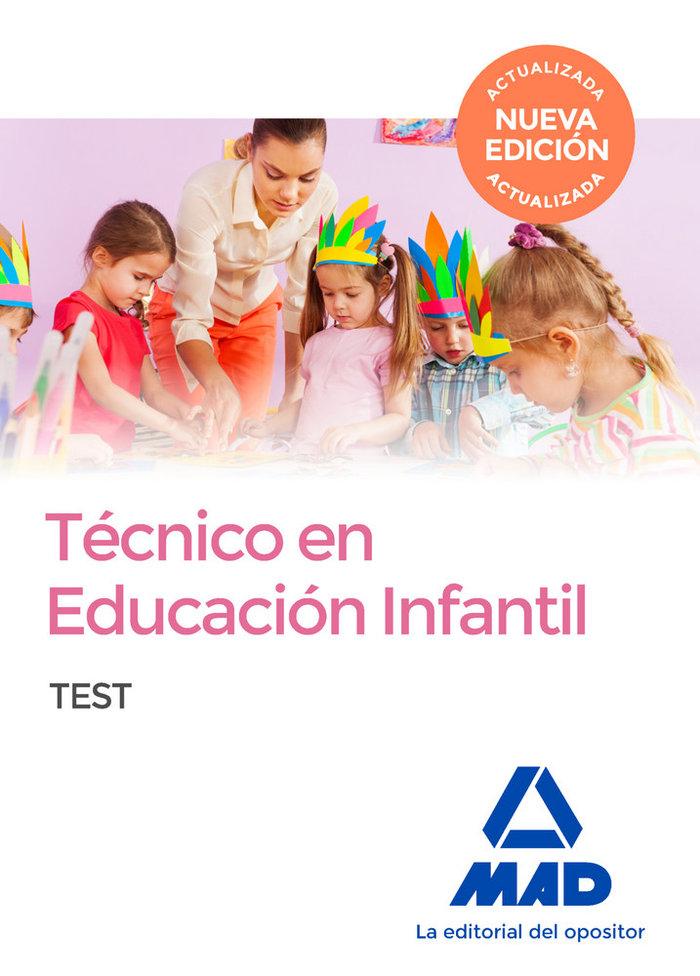 Tecnico en educacion infantil test