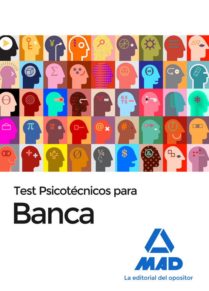 Test psicotecnico para banca