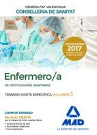 Enfermero/a instituciones sanitarias conselleria valencia 3
