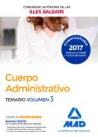 Administrativo caib vol iii