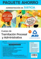 Paquete ahorro tramitacion procesal y administrativa 2017