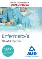 Enfermero/a servicio navarro salud osasunbidea tema 1