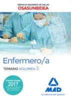 Enfermero/a servicio navarro salud osasunbidea temario
