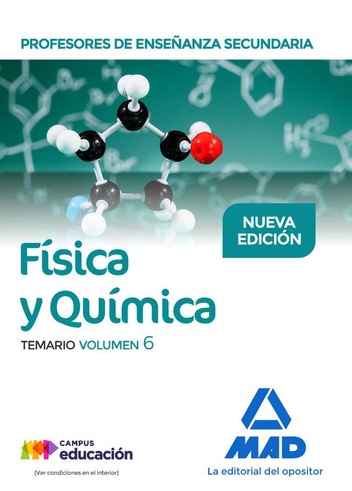 Pes fisica y quimica temario volumen 6
