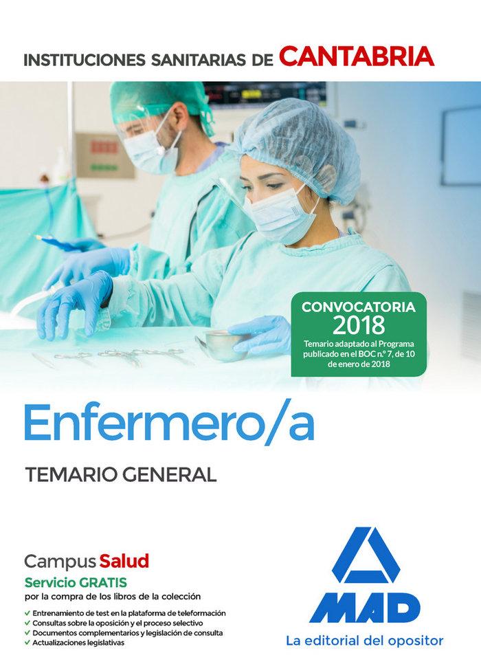 Enfermero temario general ii ss de cantabria