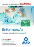 Enfermero/a de las instituciones sanitarias de cantabria
