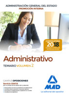 Administrativo del estado vol 2 p inter