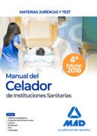Manual celador instituciones sanitarias materia juridico te