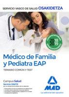 Medico de familia temario comun test osakidetza