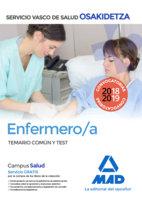 Enfermero/a de osakidetza-servicio vasco de salud. temario c