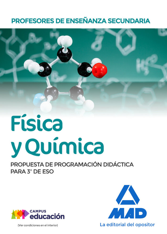 Profesores enseñanza secundaria fisica y quimica didactica