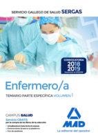 Enfermero/a servicio gallego temario parte especifica 1