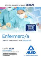 Enfermero/a servicio gallego salud temario 4