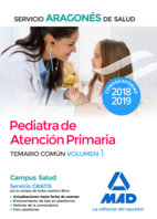 Pediatra atencion primaria servicio aragones vol 1