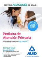 Pediatra atencion primaria servicio aragones vol 2
