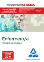Enfermero/a del servicio de salud de la comunidad de madrid.