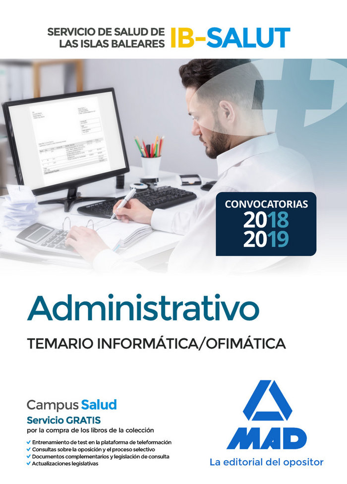 Administrativo ib salut temario informatica
