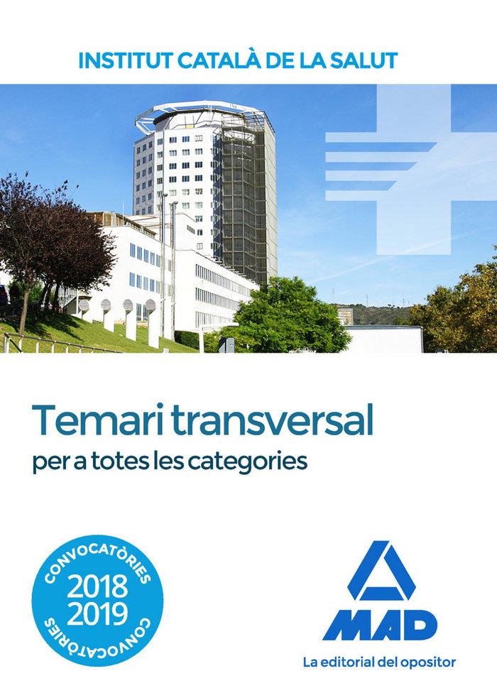 Temari transversal per a totes les categories de l instit