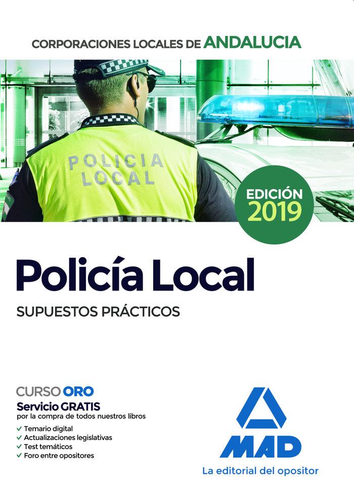 Policia local de andalucia supuestos practicos