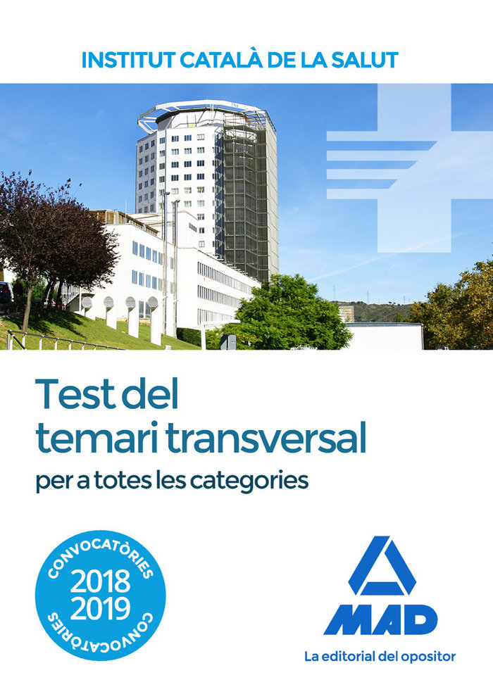 Temari transversal per totes categories test