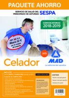 Paquete ahorro celador servicio salud principado asturias
