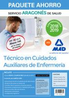 Paquete ahorro tecnico cuidados auxiliares enfermeria arago