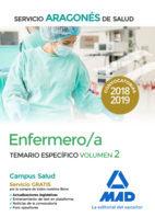 Enfermero/a servicio aragon salud temario especifo vol 2