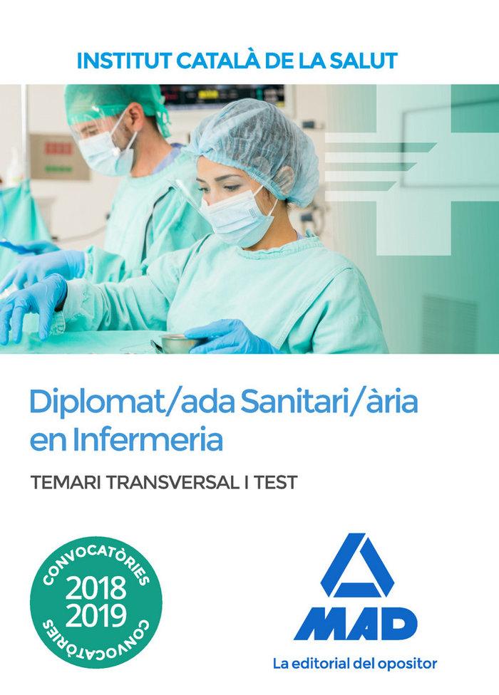 Temari i test transversal per a la categoria de diplomat/ad