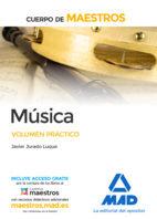 Cuerpo de maestros musica volumen practico