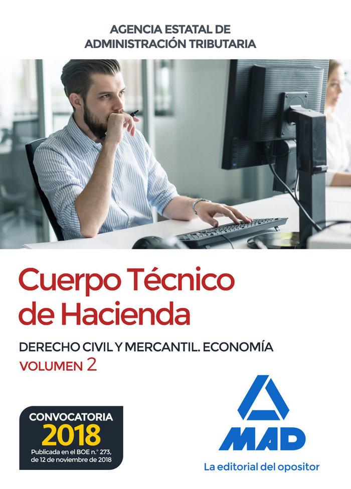 Cuerpo tecnico hacienda agencia estatal administracion 2