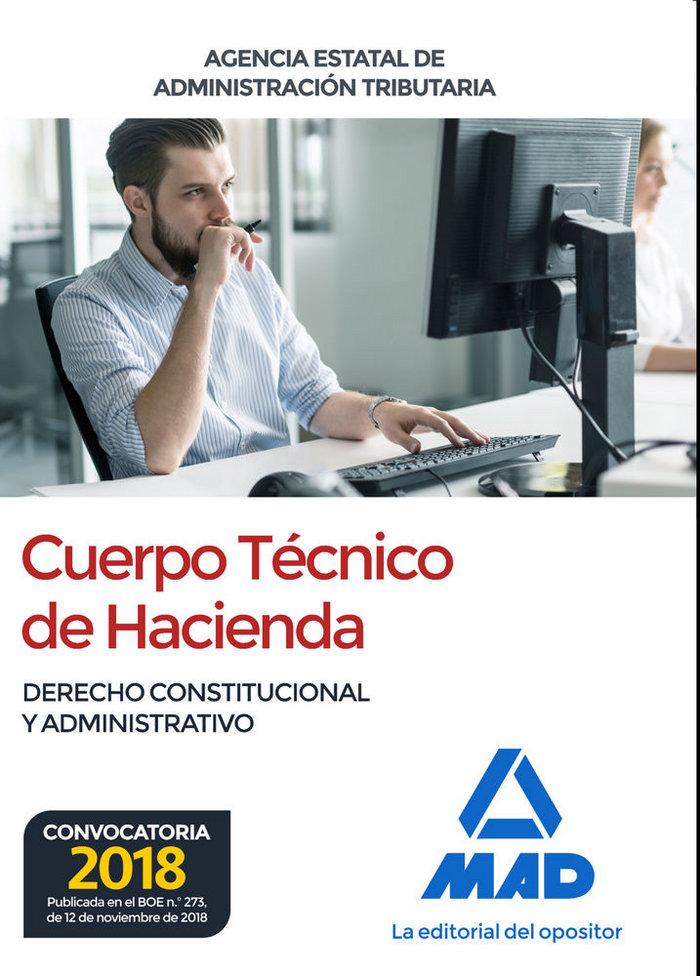 Cuerpo tecnico hacienda agencia estatal administracion