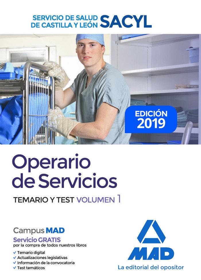 Operarios de servicios sacyl temario 1
