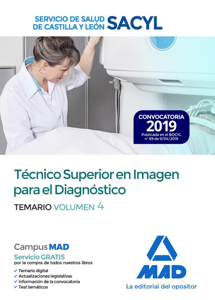 Tecnico superior imagen para diagnostico castilla vol 4