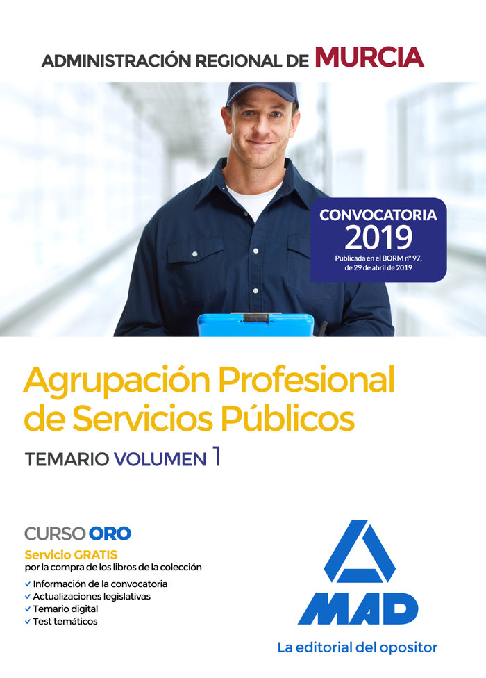 Agrupacion profesional servicios publicos administracion 1