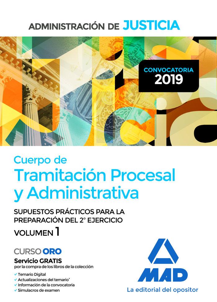 Cuerpo tramitacion procesal y administrativa adminis vol 1