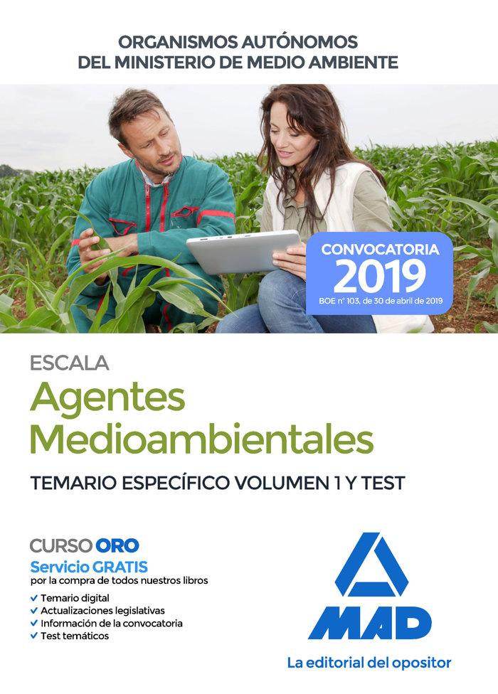 Agentes medioambientales estado t. especifico v.1 y test