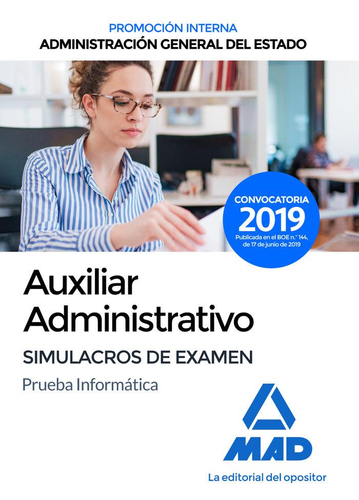 Auxiliar administrativo administracion general informatica