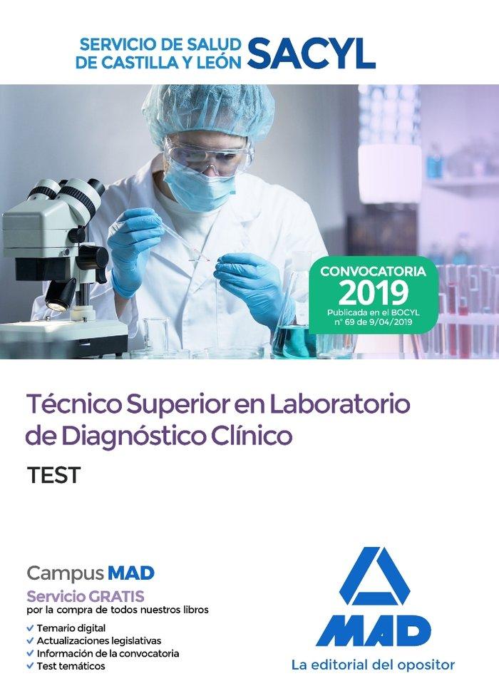 Tecnico superior laboratorio  diagnostico clinico del