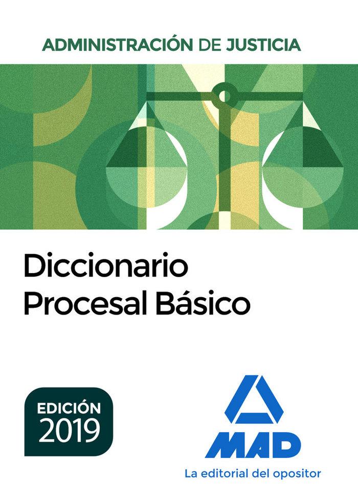 Diccionario procesal basico