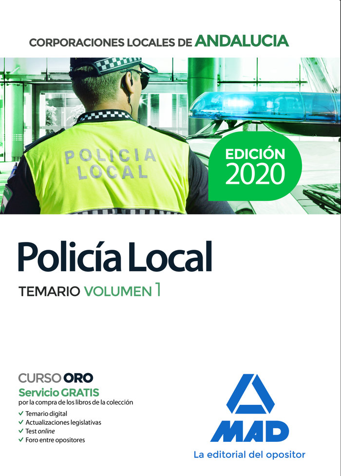 Policia local de andalucia vol 1