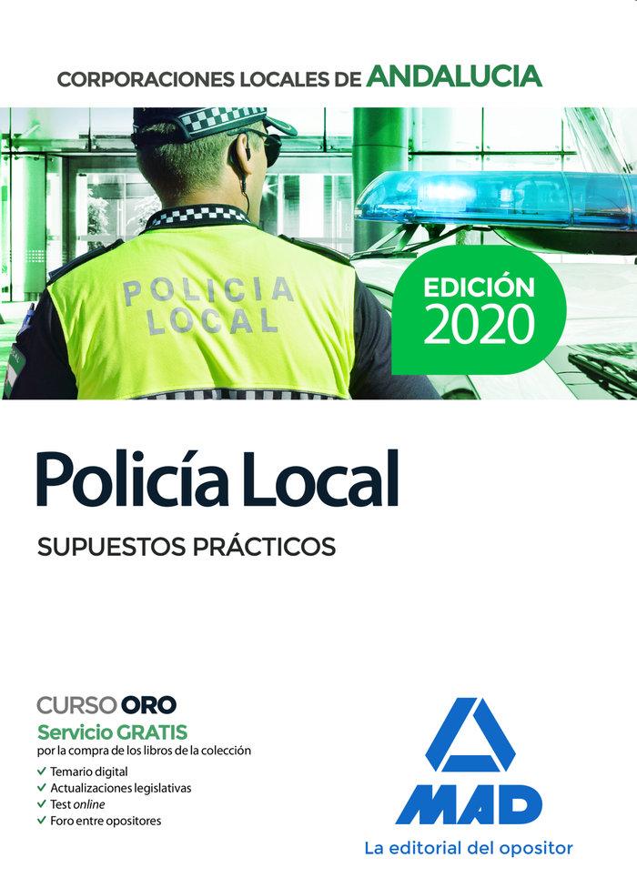 Policia local de andalucia supuestos prac