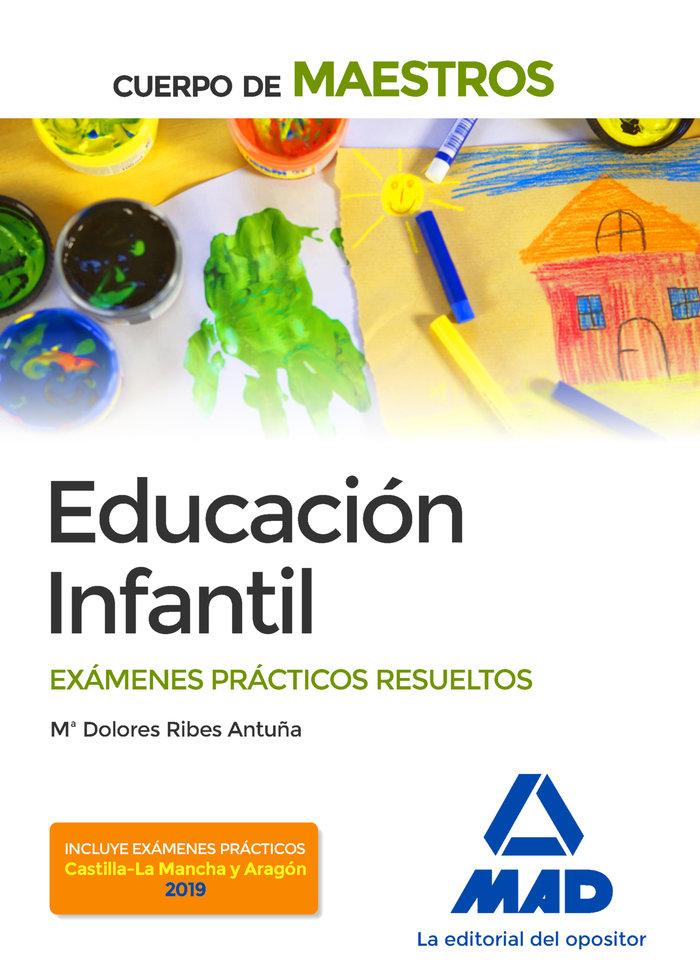 Maestros educacion infantil examenes practico resueltos