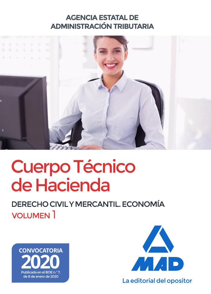 Cuerpo tecnico hacienda agencia estatal administracion 1