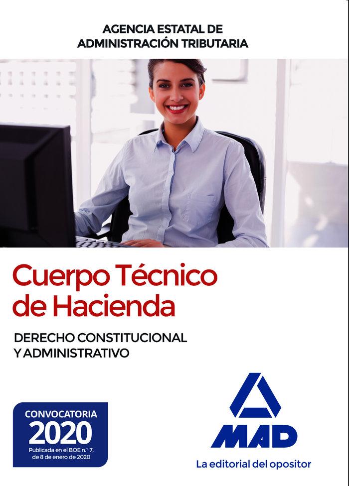 Cuerpo tecnico de hacienda agencia estata