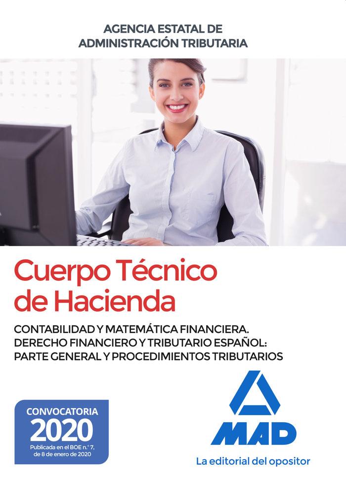Cuerpo de tecnico hacienda