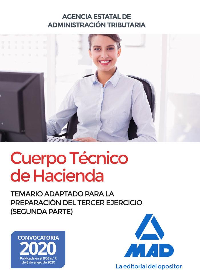 Cuerpo tecnico de hacienda
